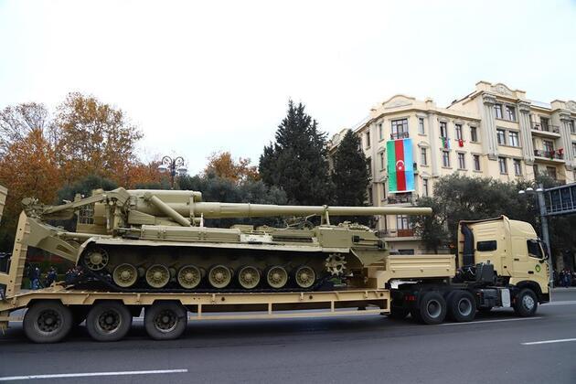 Azerbaycan en büyük zaferini kutlamaya hazırlanıyor!