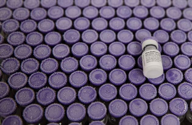 BioNTech'in geliştirdiği koronavirüs aşısının prospektüsü açıklandı