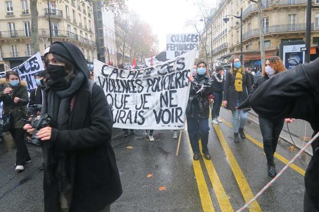 Fransa'da kaosun şifresi: 24. madde!