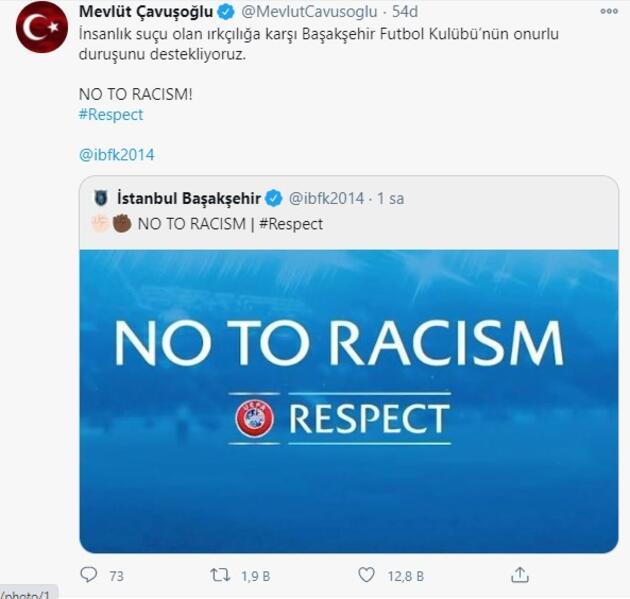 Irkçı saldırıya karşı tüm Türkiye tek ses oldu