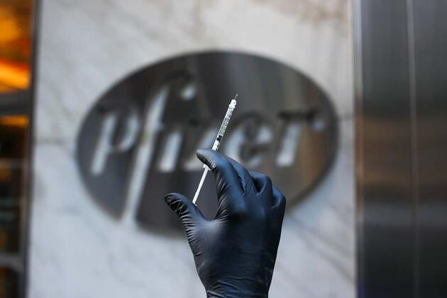 Pfizer ve BioNTech'in aşısıyla ilgili açıklama: Veriler çok sağlam