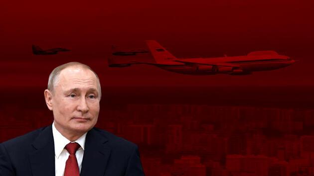 Rusya'nın nükleer savaşta devlet başkanını koruyacak 'Kıyamet Günü' uçağının telsiz donanımı çalındı