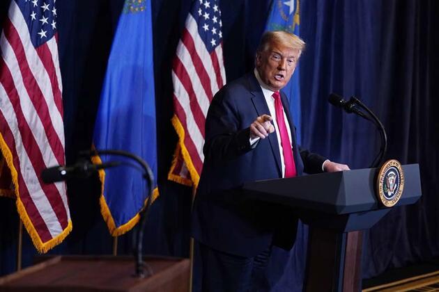 Son dakika haberi... Trump ateş püskürdü: Bizi rezil ediyor