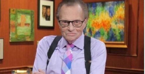 ABD'de ünlü televizyoncu Larry King hayatını kaybetti