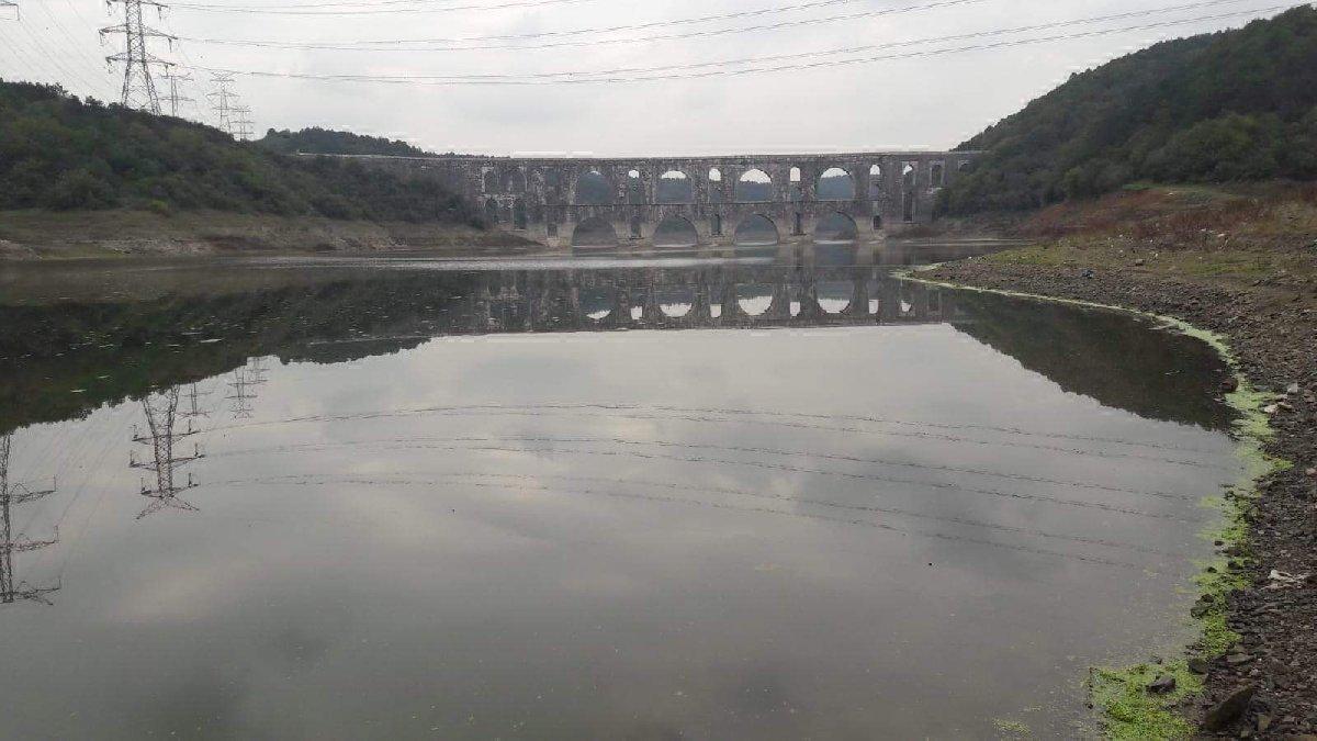 İstanbul'da baraj doluluk artıyor... 3 günde 10 günlük su kazanımı