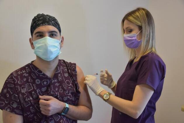 Koronavirüs aşısının yapılmayacağı grupta kimler var?
