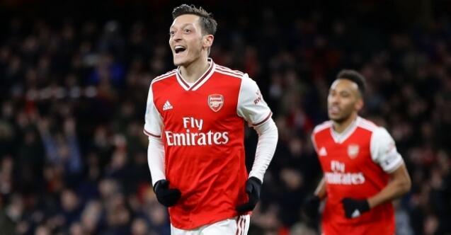 Mesut Özil artık serbest