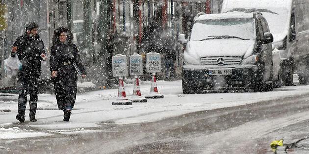 Meteoroloji tarih verip uyardı! Yoğun kar yağışı geliyor