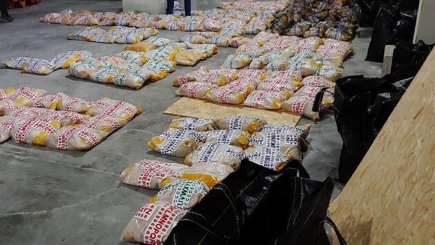 Ukrayna tarihinin en büyük uyuşturucu operasyonu