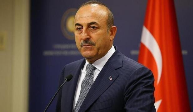Çavuşoğlu: 'Benim teröristim kötü, senin teröristin iyi' anlayışı devam ediyor