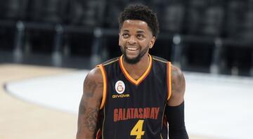 Galatasaray Basketbol Takımında ayrılık Daryl Macon...
