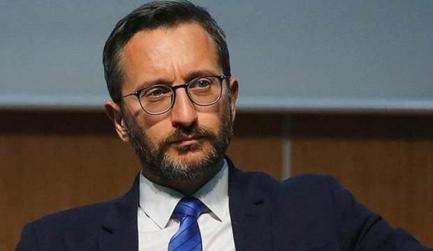 İletişim Başkanı Altun'dan HDP'ye eleştiri