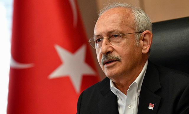 Kılıçdaroğlu: Teröre karşı ortak mücadele edilmesi lazım