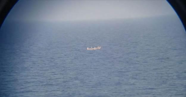 Korsanlar ABD Gemisine Saldırdı