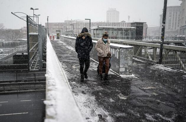 Meteoroloji'den İstanbul için kritik uyarı: 2 gün sürecek