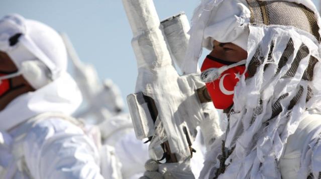 Pençe Kartal-2 Harekatı tam gaz devam ediyor: 50'den fazla hedefte 33 terörist etkisiz hale getirildi