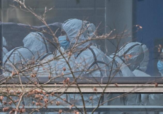 Salgının kökenini araştırmaya Wuhan'a giden DSÖ ekibinden ses getirecek açıklama