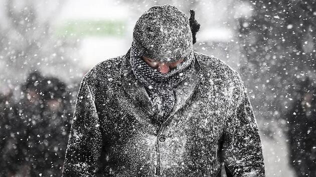 Son dakika haberi: Uyarı üstüne uyarı! İstanbul'a kar geliyor