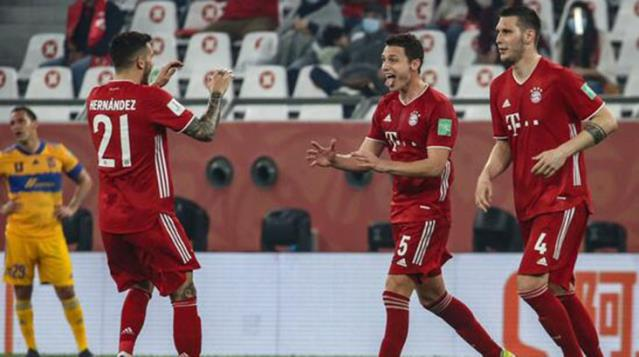 Tigres'i 1-0 yenen Bayern Münih, Dünya Kulüpler Kupası'nı müzesine götürdü