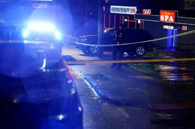 ABD'de 3 ayrı masaj salonunda saldırı: 8 kişi hayatını kaybetti