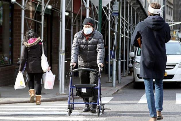 ABD'de aşı olanlara maske muafiyeti