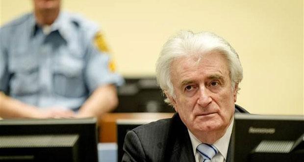 'Bosna Kasabı' Radovan Karadzic Srebrenica'da soykırım suçu işledi