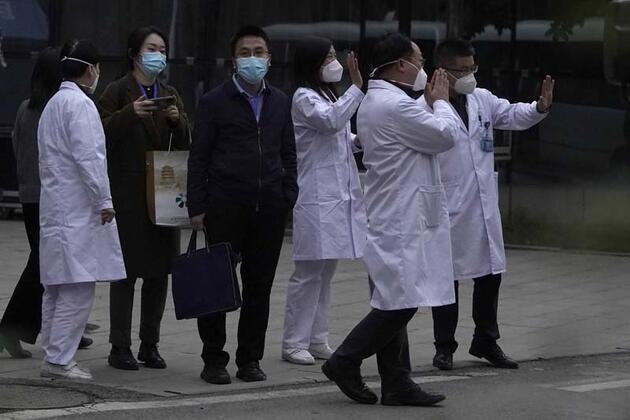 Çin'deki laboratuvarı işaret etti: Her şeyin başladığı nokta