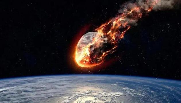 Dünyaya çarpmasından korkuluyordu! Göktaşından haber var