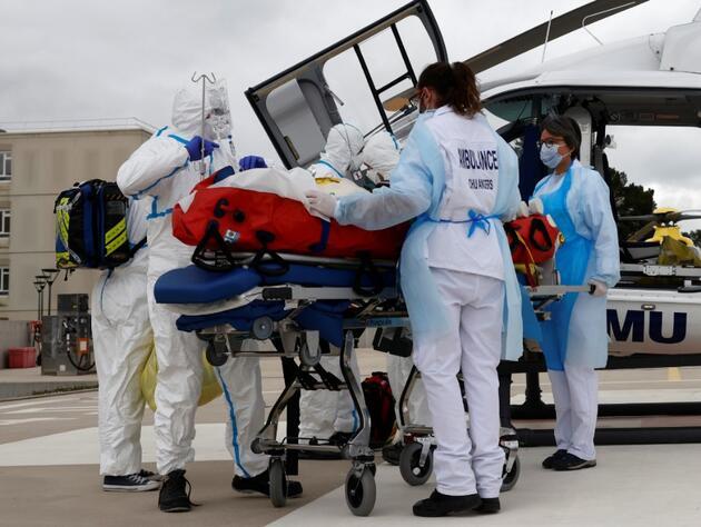 Fransa Sağlık Bakanlığı açıkladı: Ülkede yeni bir koronavirüs mutasyonu görüldü