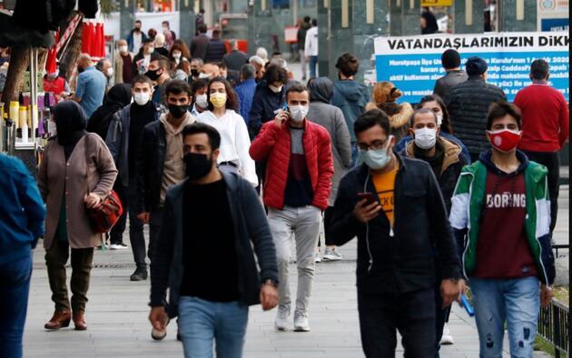 Haritada İstanbul dahil birçok il kızardı: Bilim Kurulu üyelerinden 'kırmızı alarm' uyarısı