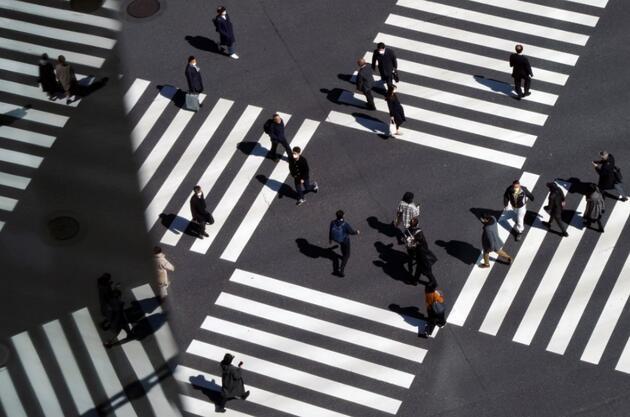 Japonya'da alarm: COVID-19'un 'daha bulaşıcı' türlerine ait 234 vaka saptandı