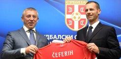 Sırbistan Futbol Federasyonu Başkanı Slavisa Kokeza, mafya ilişkisi iddiaları nedeniyle istifa etti