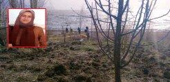 Günlerdir kayıp olarak aranan genç kadının göl kenarında cansız bedenine ulaşıldı