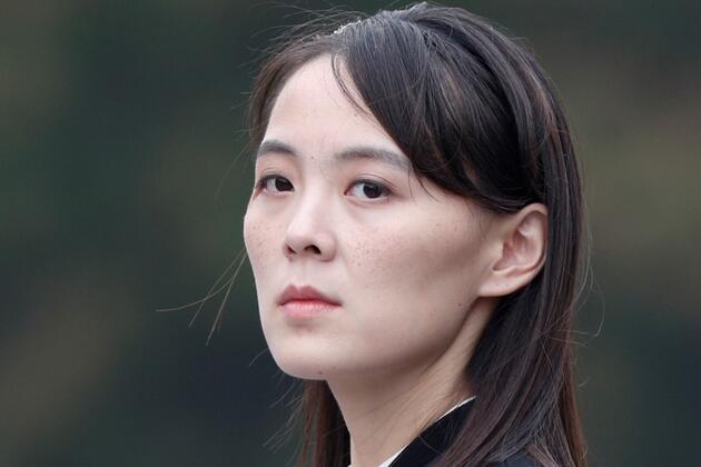 Kim Jong-un'un kardeşi Kim Yo-jong'dan ABD'ye: