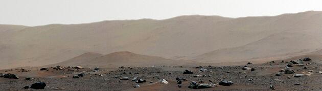 NASA paylaştı: Mars ilk kez bu kadar net görüntülendi