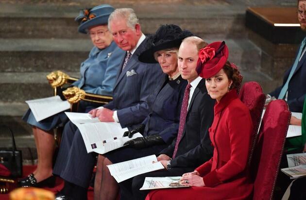 Olay röportajın ardından 'Kraliyet Ailesi'nden hamle!