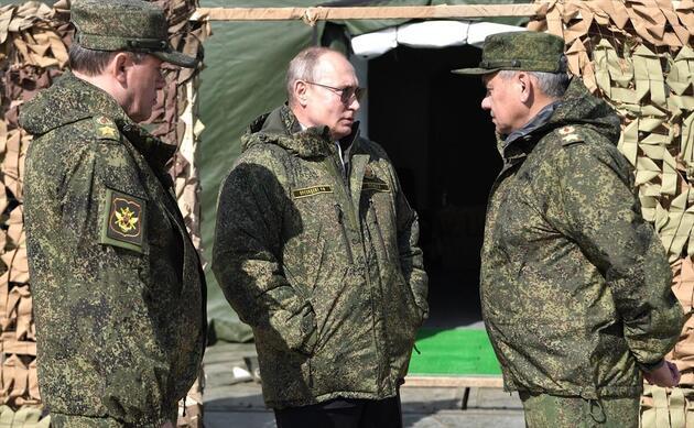 Rusya - Ukrayna gerilimi artıyor: Siviller uyarıldı, Rusya'dan 'açık mesaj' geldi