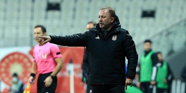 Son dakika... Beşiktaş'ta Sergen Yalçın cezalı duruma düştü!