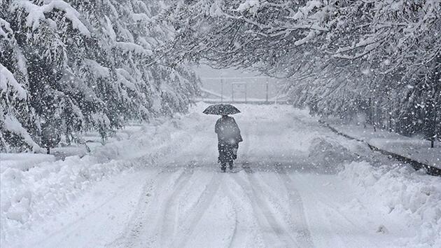 Son dakika haber: Meteoroloji bölge bölge uyardı! Kar yağışı geliyor