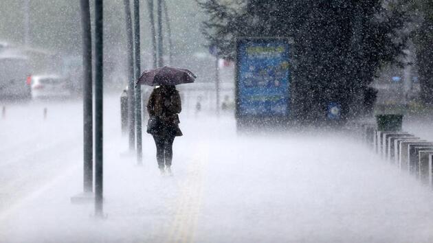 Son dakika haberi: Meteoroloji bölge bölge uyardı! Geliyor
