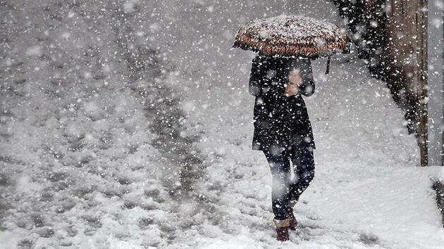 Son dakika haberi: Meteoroloji il il uyardı: Kuvvetli geliyor