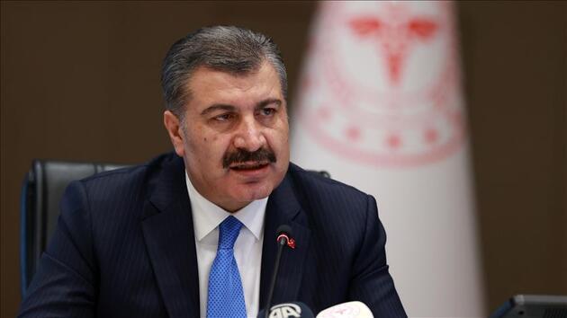 SON DAKİKA HABERİ: Sağlık Bakanı Koca paylaştı! Vaka sayısı en çok artan ve azalan iller