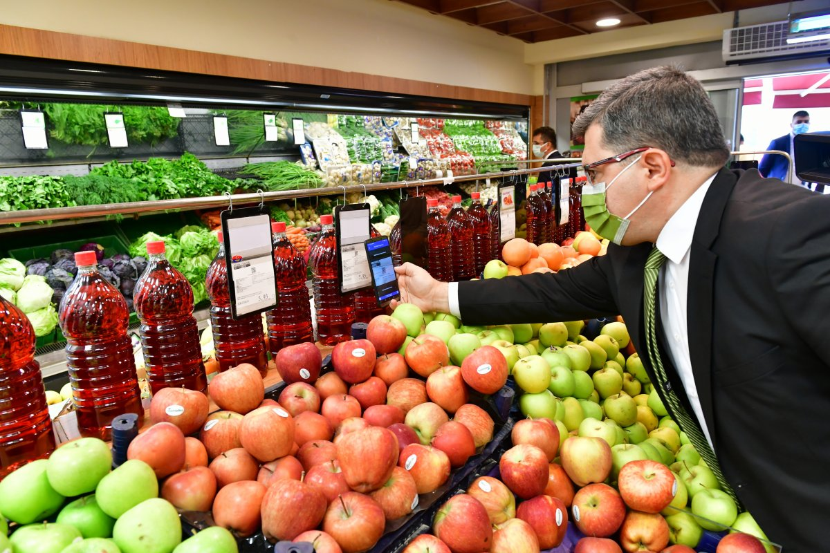 Şubatta en çok salatalık fiyatı arttı #1