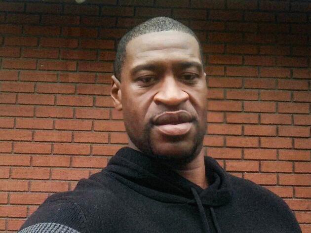ABD'de polis tarafından öldürülen George Floyd'a ait yeni görüntü yayınlandı