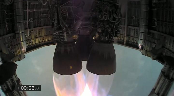 SpaceX'in uzay aracı bir kez daha infilak etti
