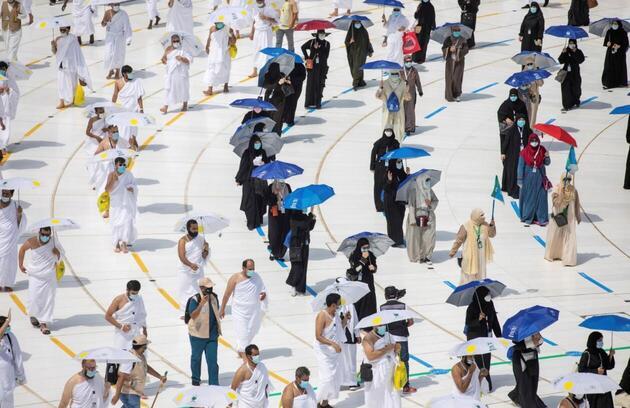 Suudi Arabistan'dan Umre için yeni şartlar