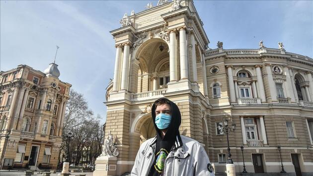 Ukrayna, Pfizer ile 10 milyon doz Kovid-19 aşısı için anlaştı