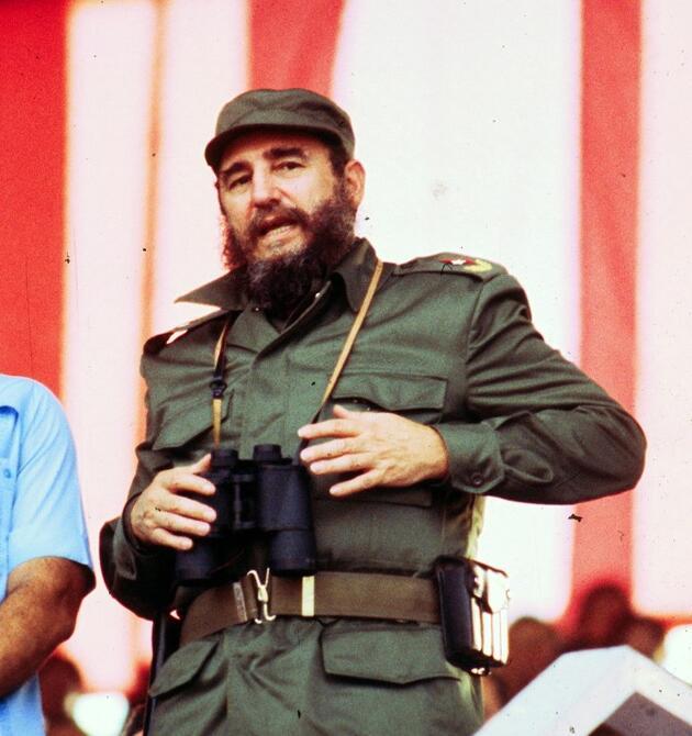Yıllar sonra ortaya çıkıtı: Ünlü oyuncunun dedesi, Castro'yu öldürmek istemiş