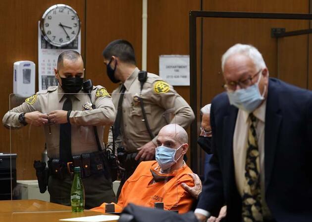 ABD'nin gündemine oturdu: 'Hollywood katili' hakkında karar