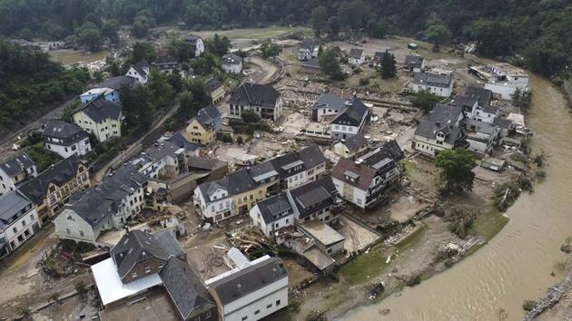 Son dakika... Almanya'daki felakette bilanço ağırlaşıyor